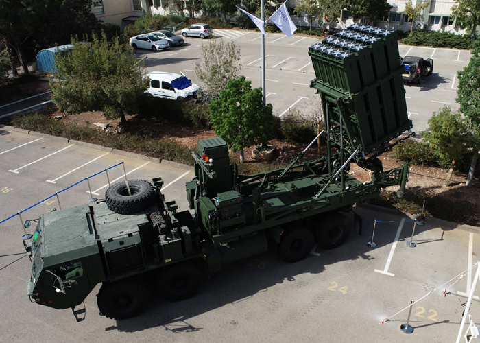 Iron Dome to US web