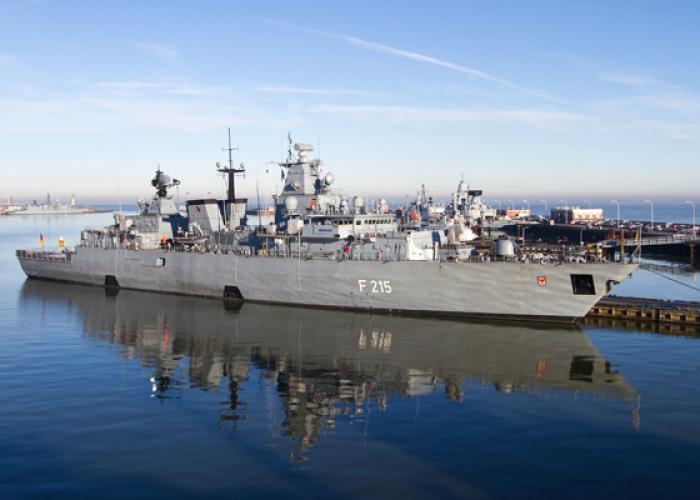 Modernisierung der Radar- und Feuerleitanlagen der Fregatten F123