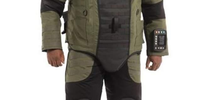 NIJ-Zertifizierung für Bombenschutzanzug von Med-Eng