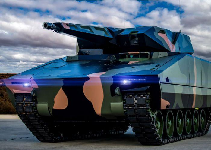 Rheinmetall erhält Auftrag für die Erprobungsphase des Lynx KF41- Schützenpanzers im australischen Beschaffungsvorhaben