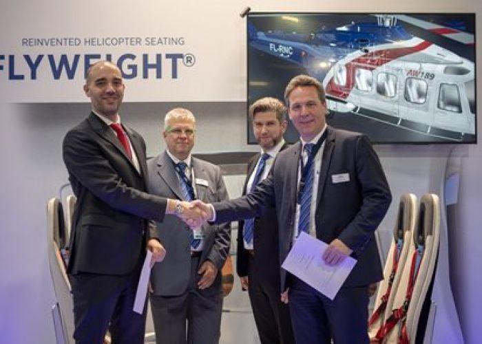 AMS und AUTOFLUG unterzeichnen Kooperationsvertrag