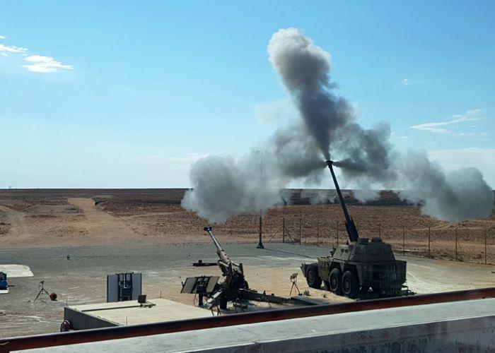 Rheinmetall erhält von internationalem Kunden Millionenauftrag zur Lieferung von Artillerie-Treibladungen