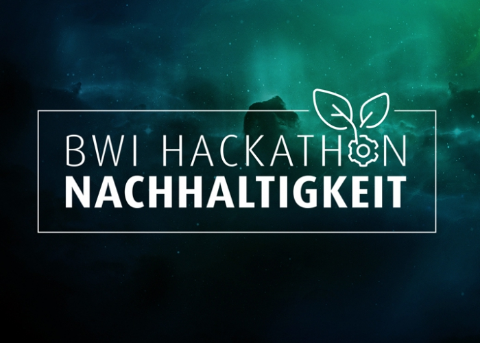 Innovative Köpfe für den BWI Hackathon Nachhaltigkeit gesucht