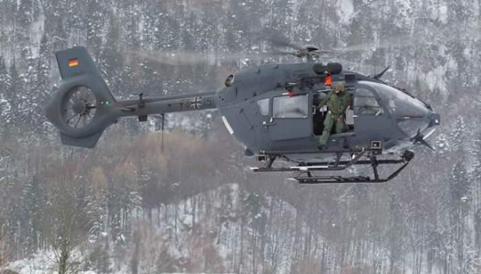 Operation Schneelage 2019: Einsätze der Bundeswehr in fünf südbayer