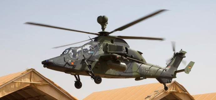 Preparing the next-generation Tiger attack helicopter