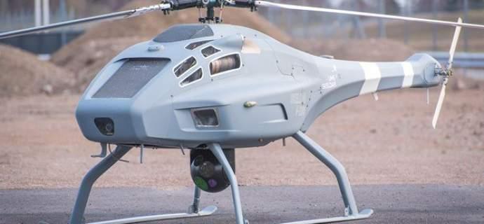 BAAINBw beschafft neue Hubschrauberdrohne für Marine