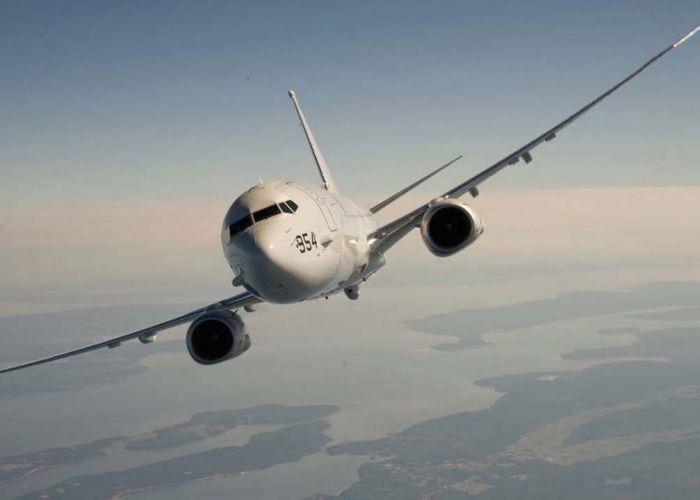 Boeing erhält P-8A Poseidon-Auftrag von der U.S. Navy im Wert von 2,4 Milliarden Dollar