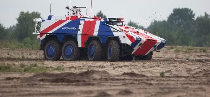 Britisches Verteidigungsministerium kündigt Rückkehr in das Boxer-Programm an