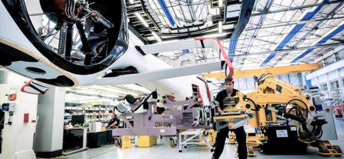 The new Airbus Helicopters industrial model is coming together