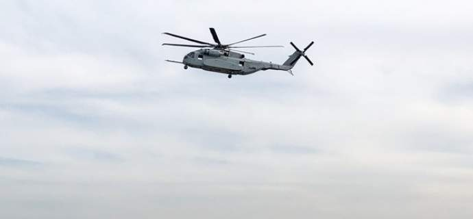 Strengthening Partnerships: Sikorsky's CH-53K Heavy Lift Helicopter Makes Historic First Flight in Germany