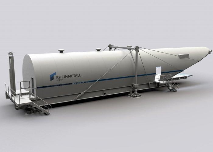 Rheinmetall liefert der Bundeswehr zwei weitere Cargo Hold-Simulatoren für europäisches Transportflugzeug Airbus A400M