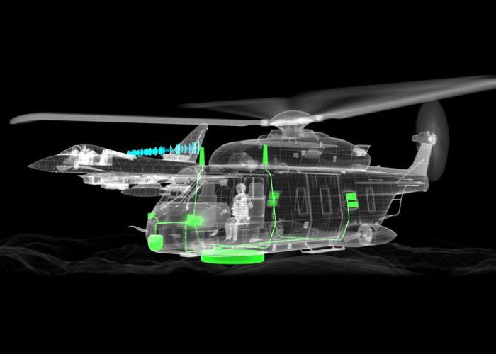 HENSOLDT entwickelt Missionscomputer für Airbus Helicopters