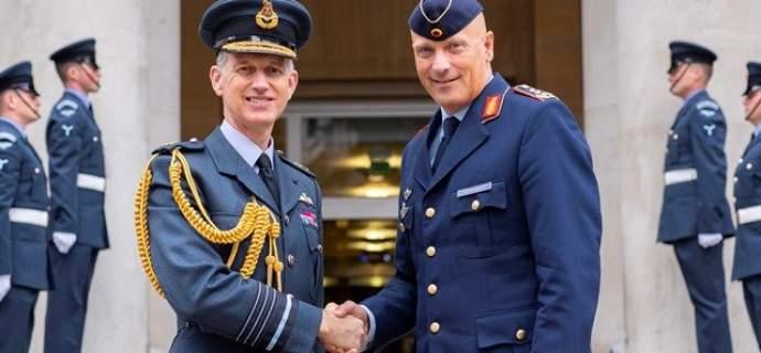 Eurofighter: Abkommen zwischen Luftwaffe und Royal Air Force geschlossen
