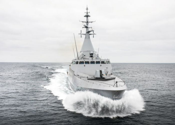 Naval Group chooses iXblue to provide navigation systems for future export Gowind-class vessels
