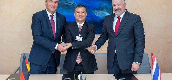 Thailand beschafft weitere IRIS-T