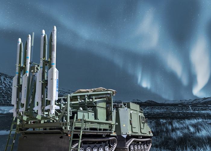 Diehl setzt In-Service Support für schwedisches Luftverteidigungssystem fort