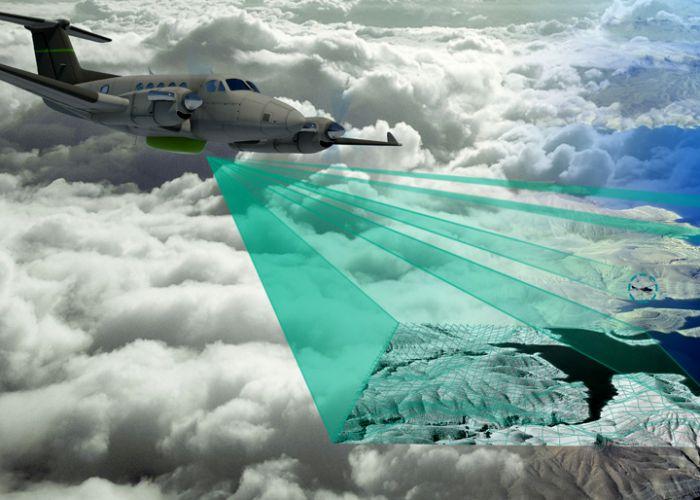 HENSOLDT liefert luftgestütztes Überwachungsradar an QinetiQ