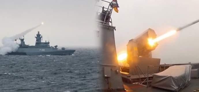 Deutsche Marine bekommt weitere RAM Waffenanlagen