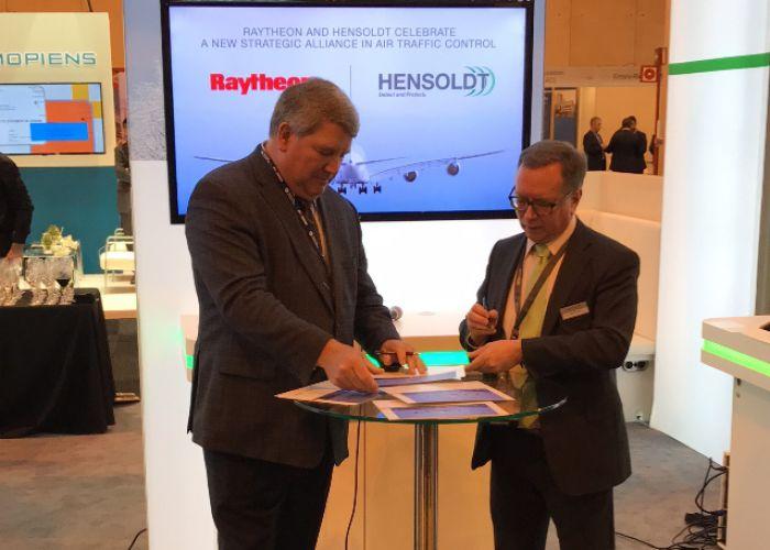 Raytheon und HENSOLDT liefern integrierte Luftraumüberwachungsradare an niederländische und deutsche Kunden