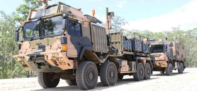 Rheinmetall verkauft über 1.000 weitere Militär-LKWs nach Australien – Auftragswert 430 Mio EUR