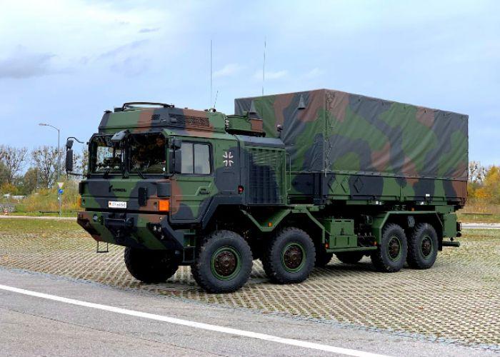 Zweites Los unter Vertrag: Bundeswehr bestellt bei Rheinmetall 252 ungeschützte Transportfahrzeuge aus Rahmenvertrag