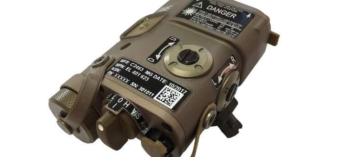 Rheinmetall zielt mit neuem Gerät der Vario-Ray LowProfile-Baureihe auf führende Marktposition im Bereich der Laser-Zielhilfen