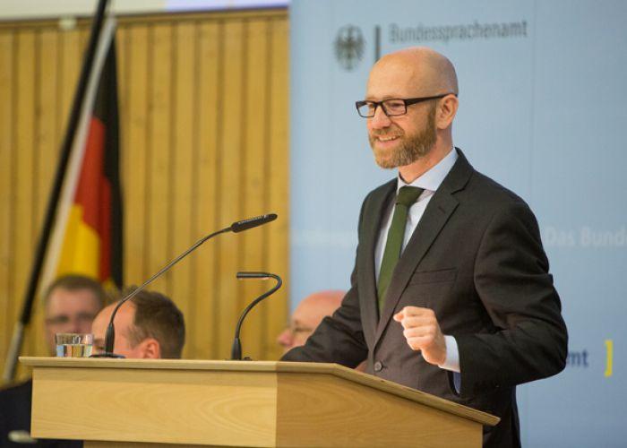 Bundessprachenamt feiert 50. Geburtstag mit Parlamentarischem Staatssekretär