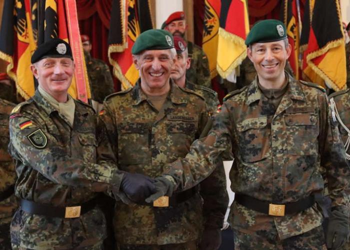 1. Panzerdivision hat neuen Kommandeur
