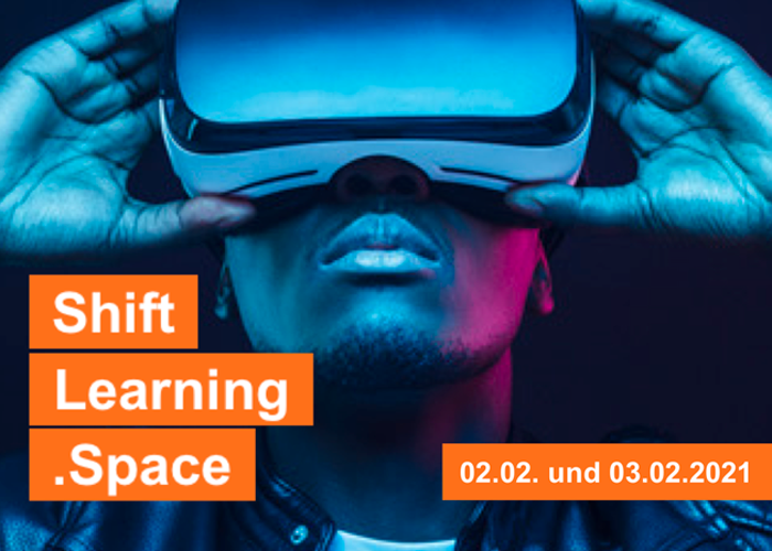 SZENARIS auf der Shift Learning.Space 2021